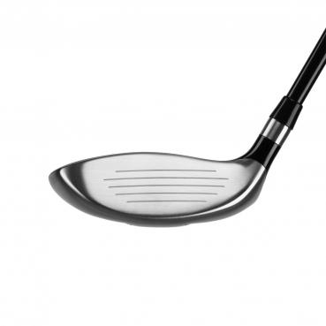 Pinhawk Single Length Fairway Wood club face