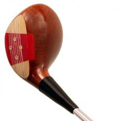 Classic Persimmon Driver (face insert is now in black only)