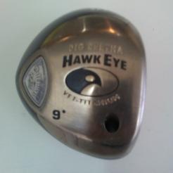 Callaway VFT Hawk Eye Driver