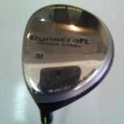 Dynacraft Launch Series Metalwoods Left Hand (Used)