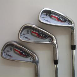 Wishon 755PC Irons #6, #7, PW Right Hand