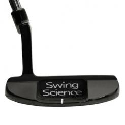 Swing Science FC-One Mallet Putter from back side