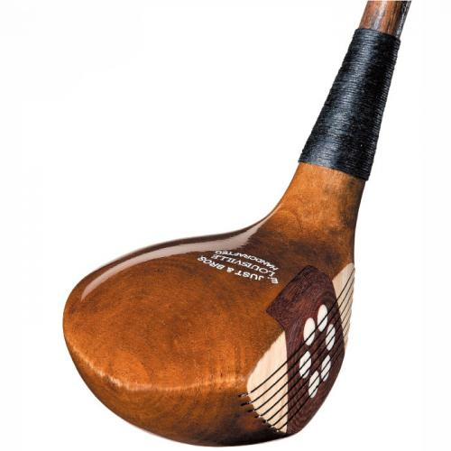 Hickory Shaft Persimmon Woods