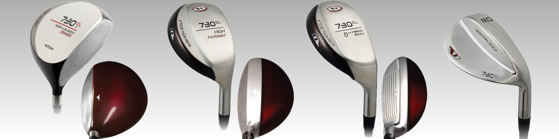 Wishon 740CL Clubs