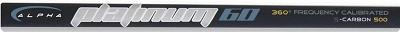 Platinum 60 Graphite