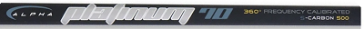 Platinum 70 Graphite