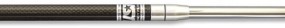 UST Frequency Filtered Graphite/Steel Putter Shaft