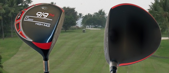 Wishon 919THI Black Oxide Driver hits longer and straighter drives than any driver in the golf industry.