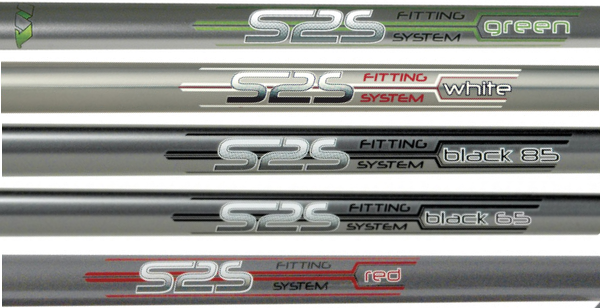 S2S Graphite Shafts