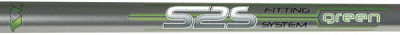 Wishon S2S Green Graphite